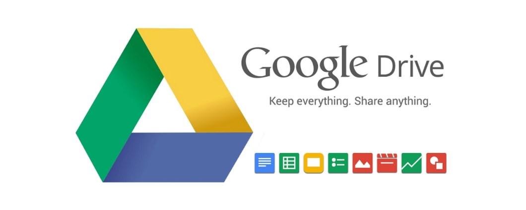 google rastrea la ubicación  drive 17