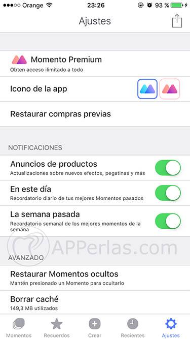 mejor app para crear gifs momento 2