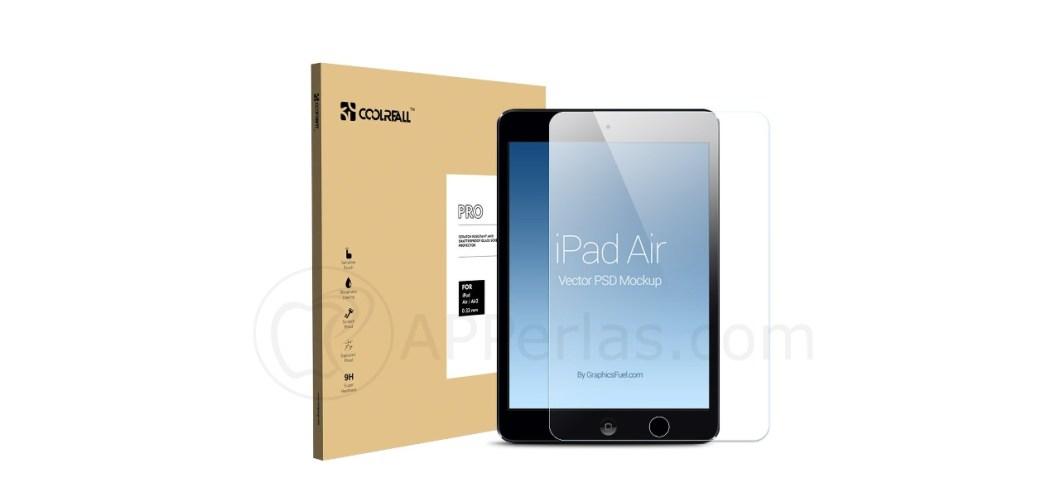 Protector Coolreall para iPad