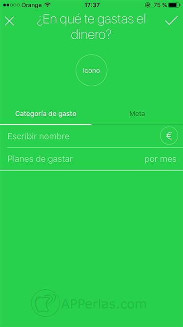 app para controlar gastos Coinkeeper 1