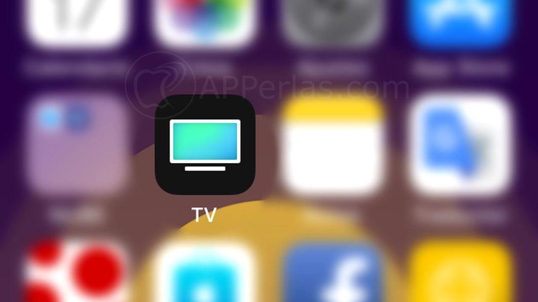 Aplicación TV de Apple