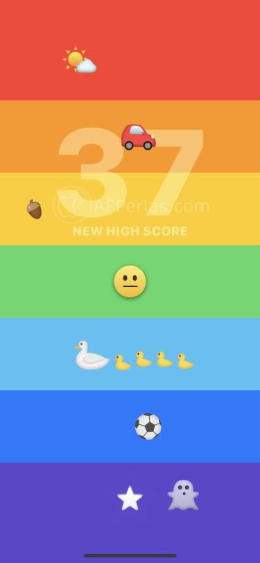 Rainbrow un juego exclusivo para iPhone X