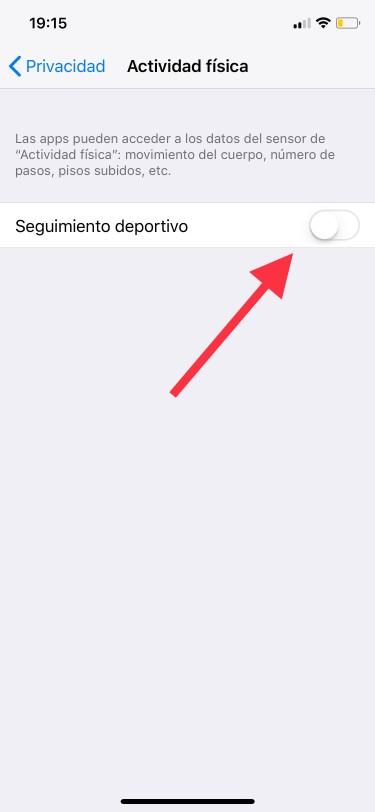 función del iPhone 1