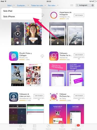 para iPhone en iPad 1