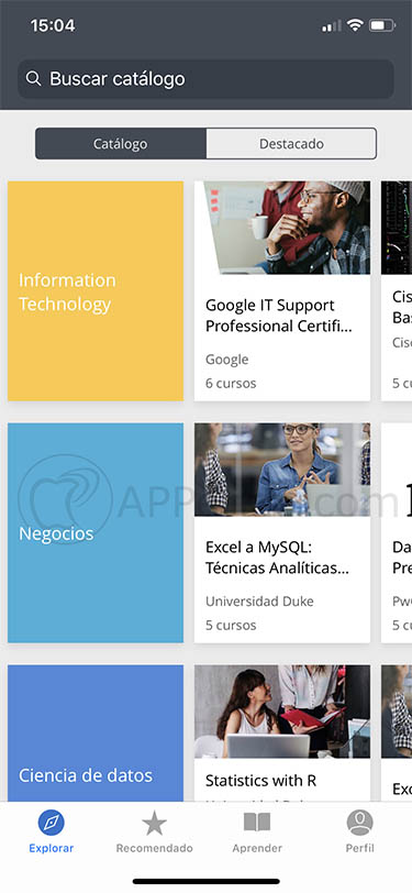 app de cursos online coursera 2