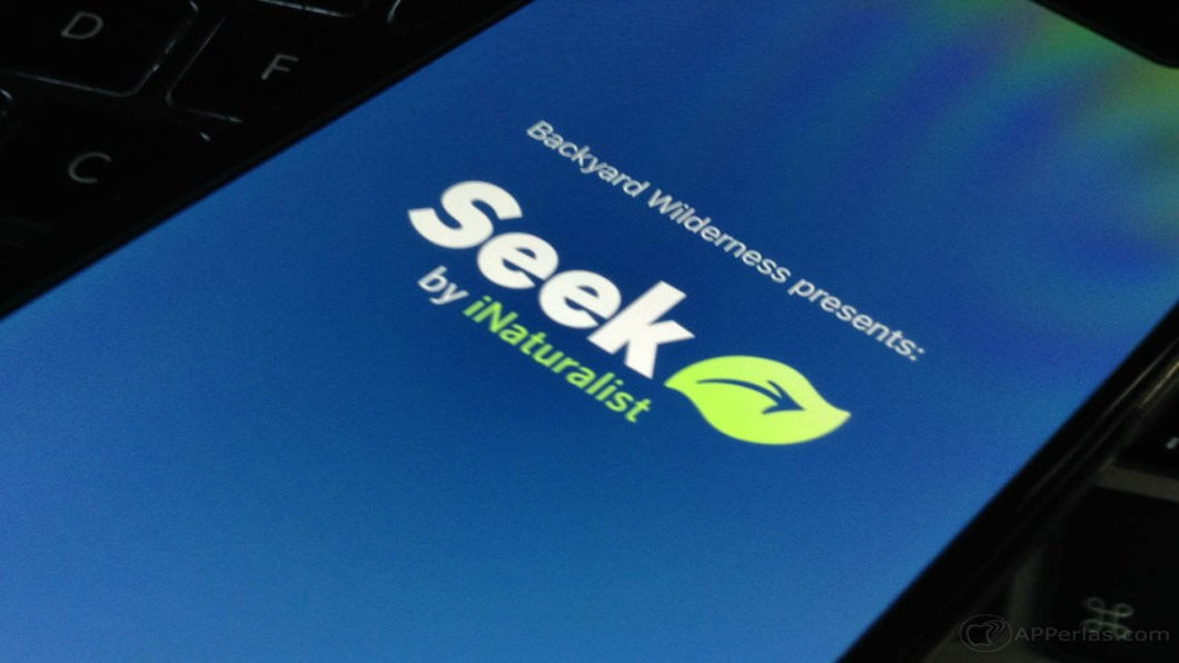 descubrir especies Seek by inaturalist 2