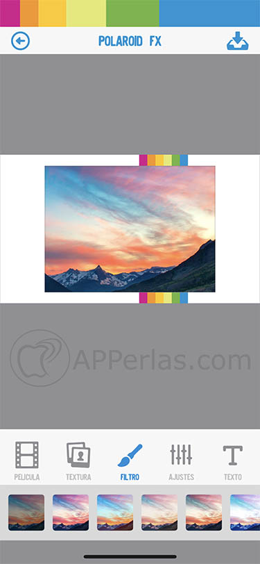 fotos en Polaroid 3 PolaroidFX