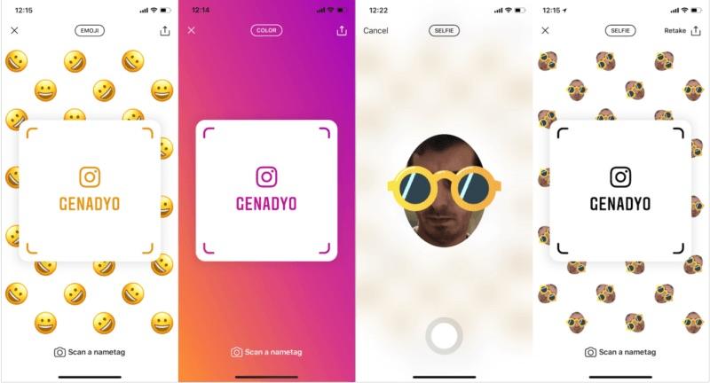códigos QR llegan a Instagram