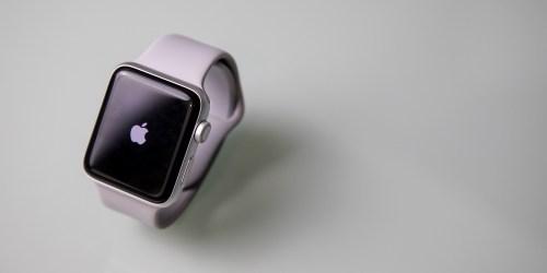 reiniciar el Apple Watch 1