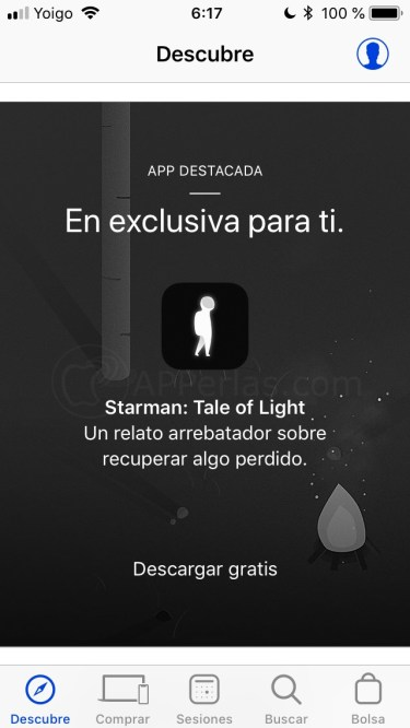 Starman gratis