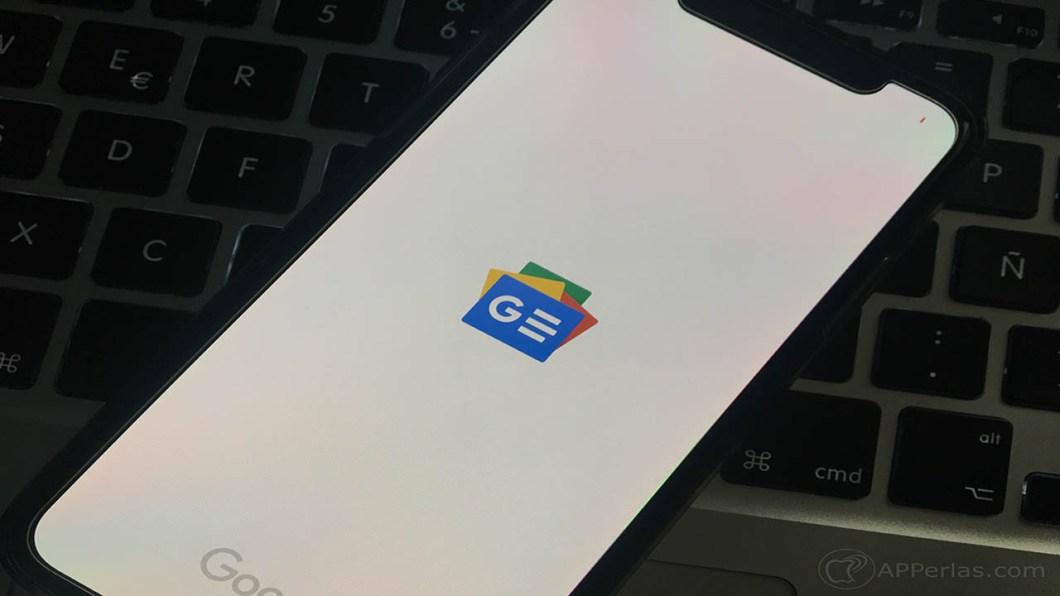 Google News app ios 1