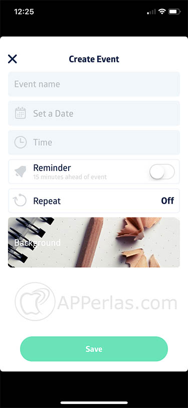 app para organizar eventos today 2