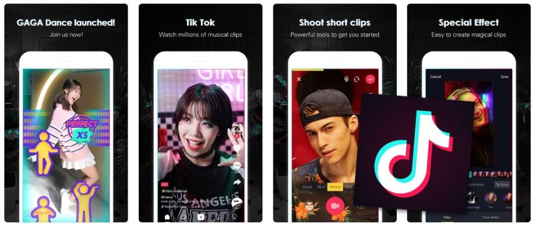 App Tik Tok