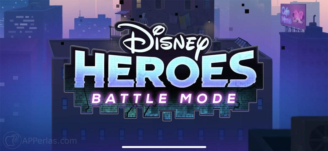 Disney Heroes Battle mode 1