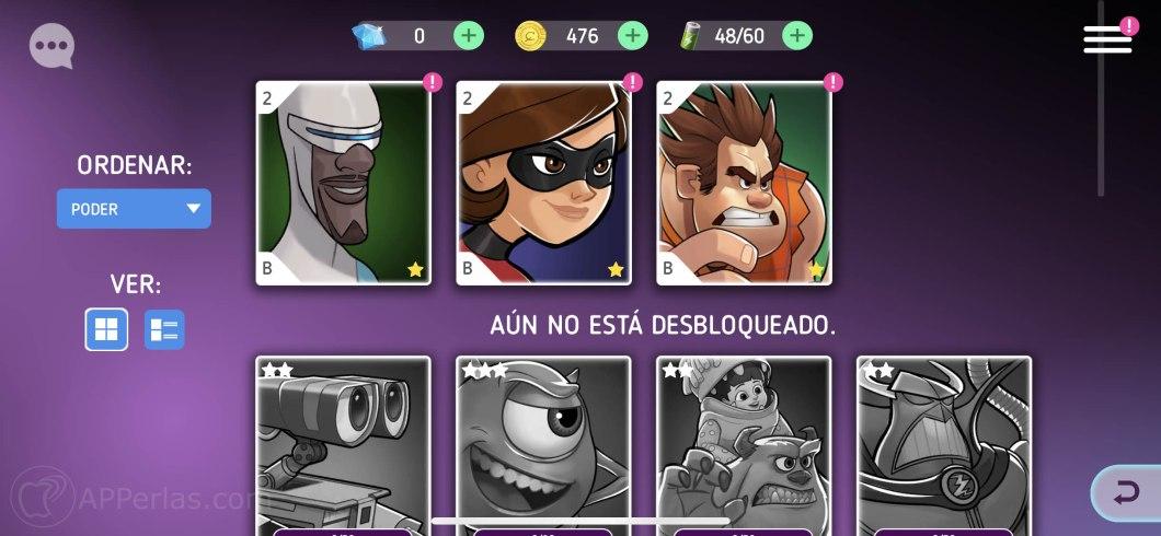 Disney Heroes Battle mode 3
