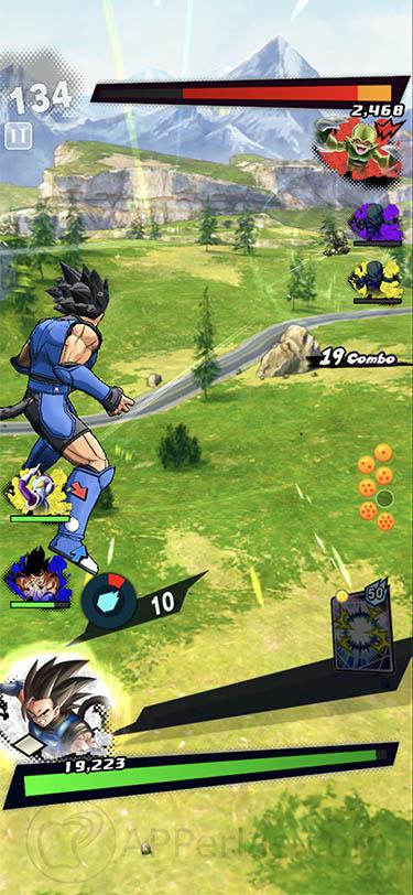 Dragon Ball Legends Bola de Dragon 2