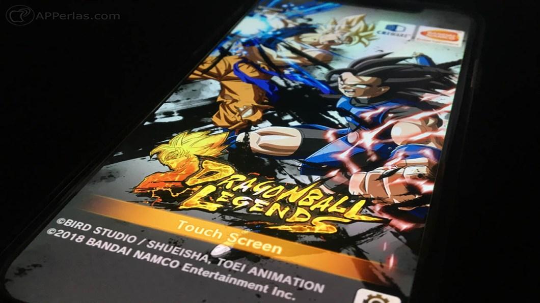 Dragon Ball Legends Bola de Dragon 3
