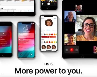 Apple lanza para los iPhone y iPad antiguos iOS 12.5.5