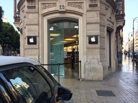 Apple Store de Valencia 1