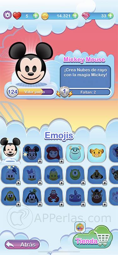 emojis de Disney y Pixar 1