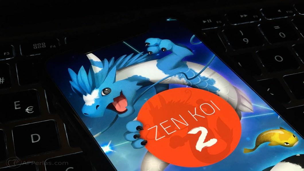 zen koi 2 game juego ios 1