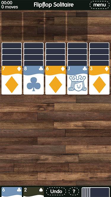 juego del solitario 3