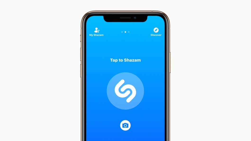 Apple compra Shazam
