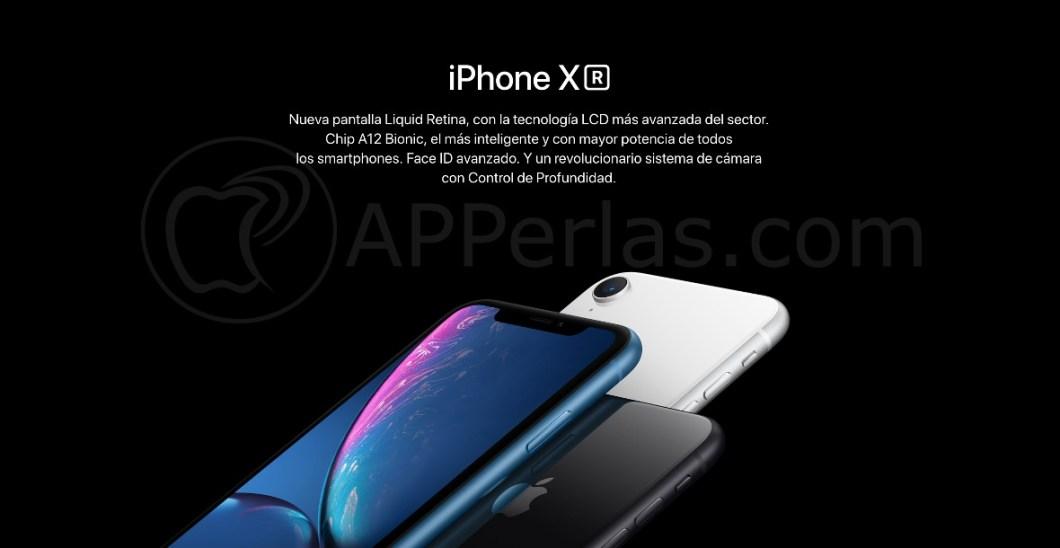 Precios del iPhone Xr
