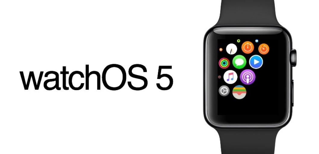 accesos directos en WatchOS 5