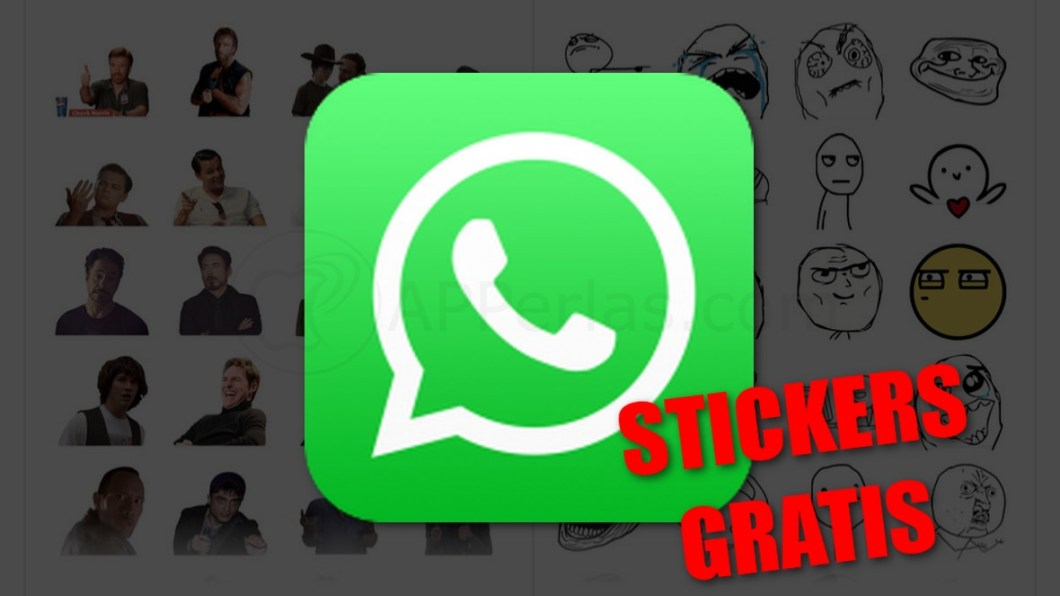 Apps con Stickers para WhatsApp