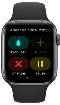 agua del Apple Watch 1