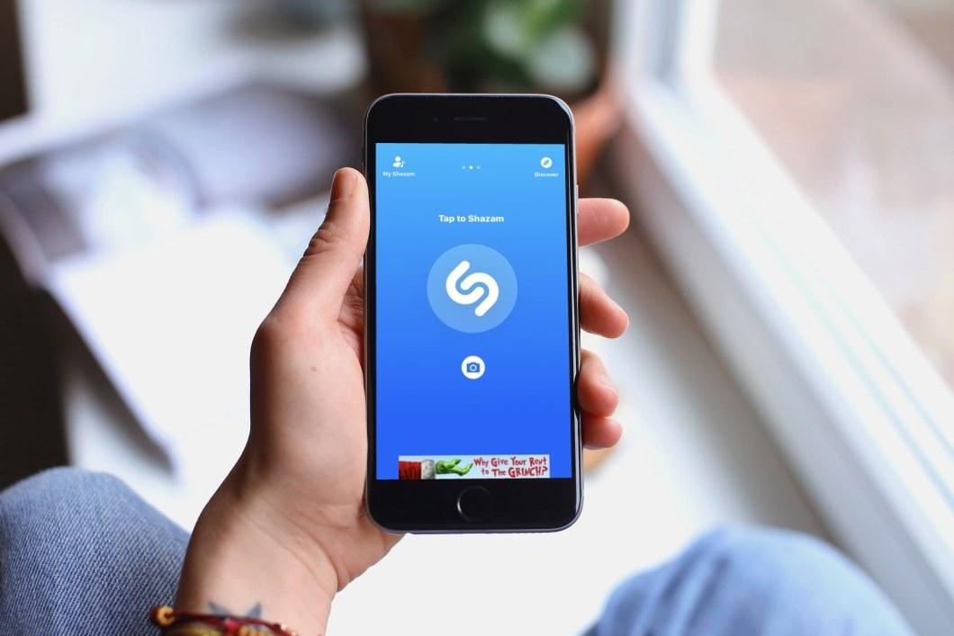 Comparte canciones de Shazam en Instagram Stories
