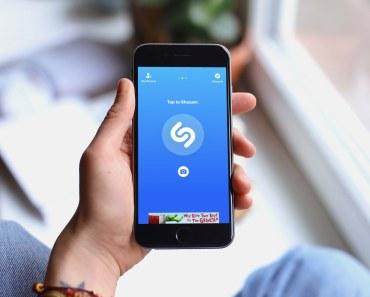 Comparte las canciones reconocidas con Shazam en Instagram Stories