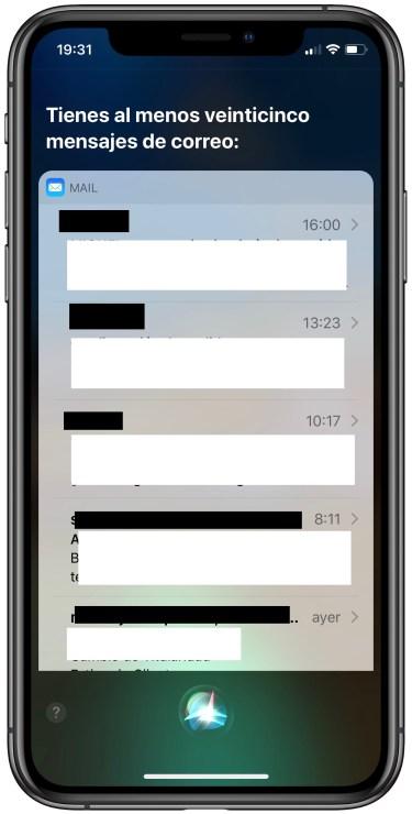 iPhone lea los correos 1