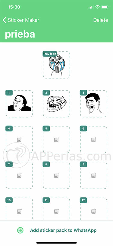 crear stickers para WhatsApp 3