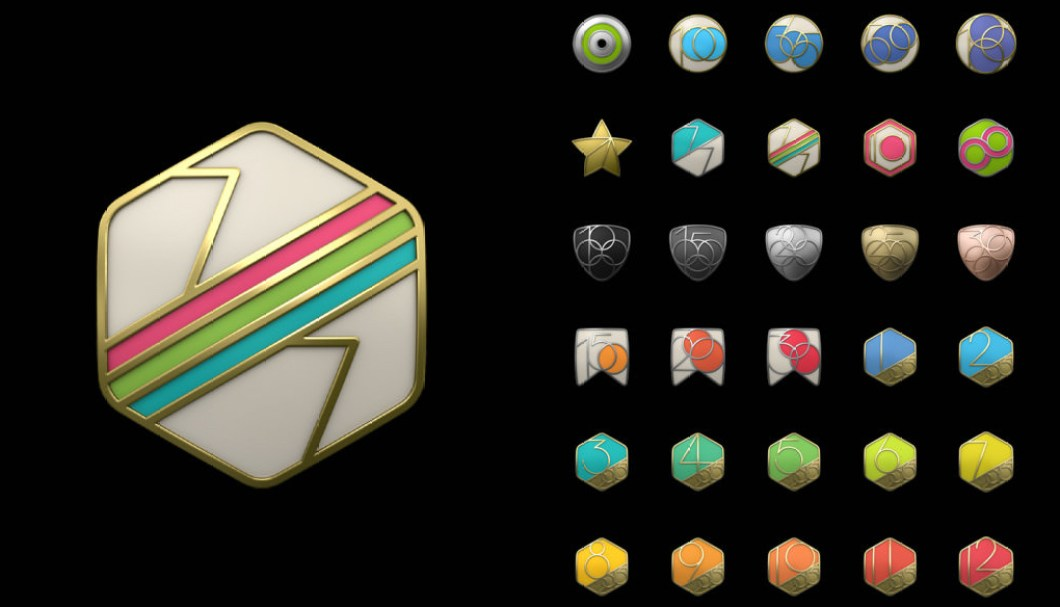 medallas conseguidas con el Apple Watch