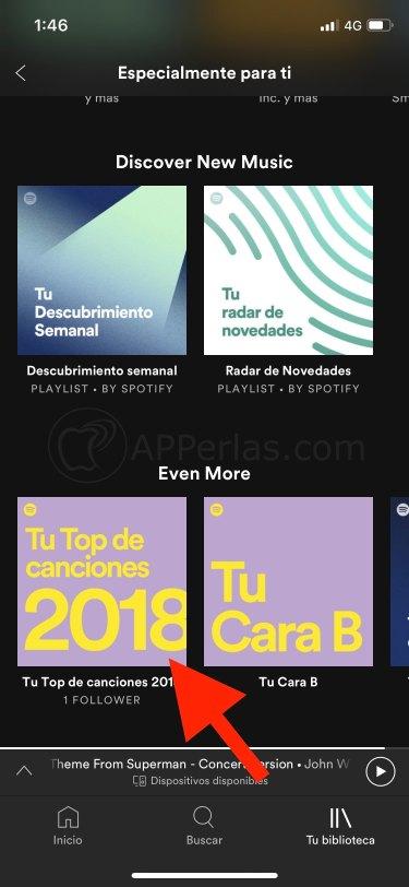Top canciones 2018
