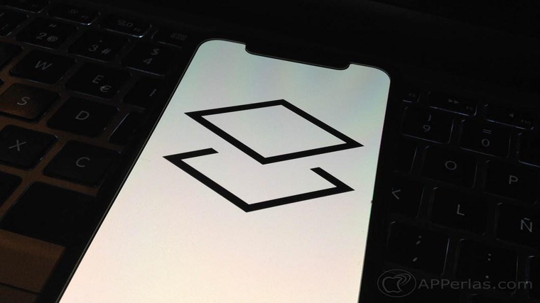 aplicación de edición fotográfica para iOS fuzion 1
