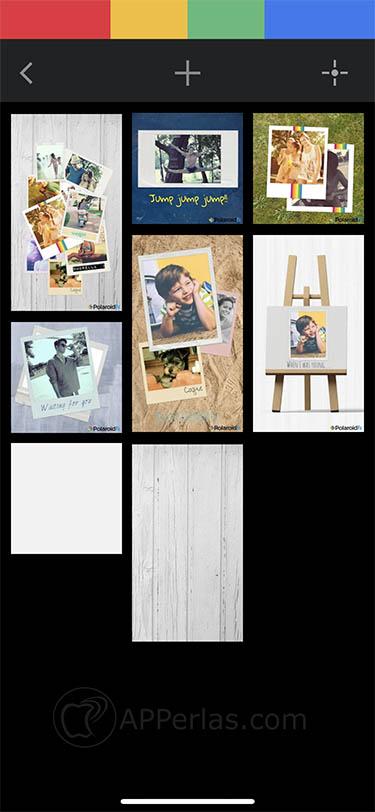 crear polaroid app ios instalab 3