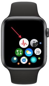 electrocardiograma en el Apple Watch 1