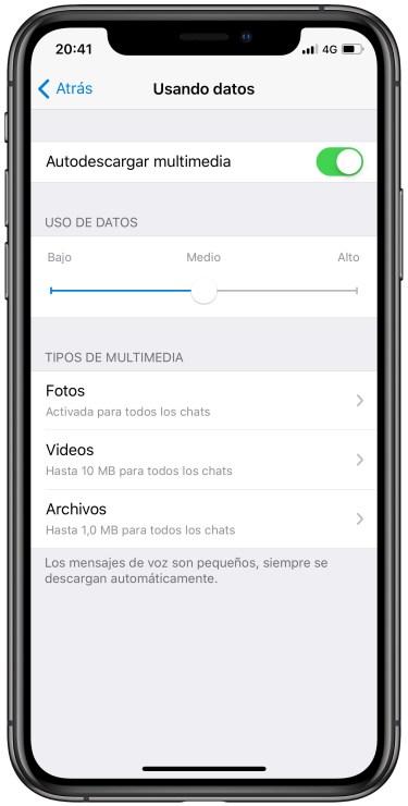 multimedia en Telegram 2