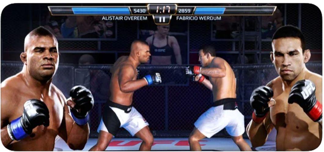 Juego de la UFC para iPhone