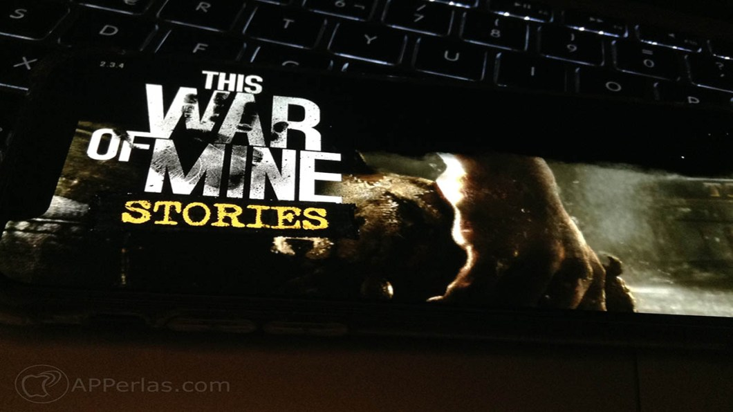 This war of mine: stories 1