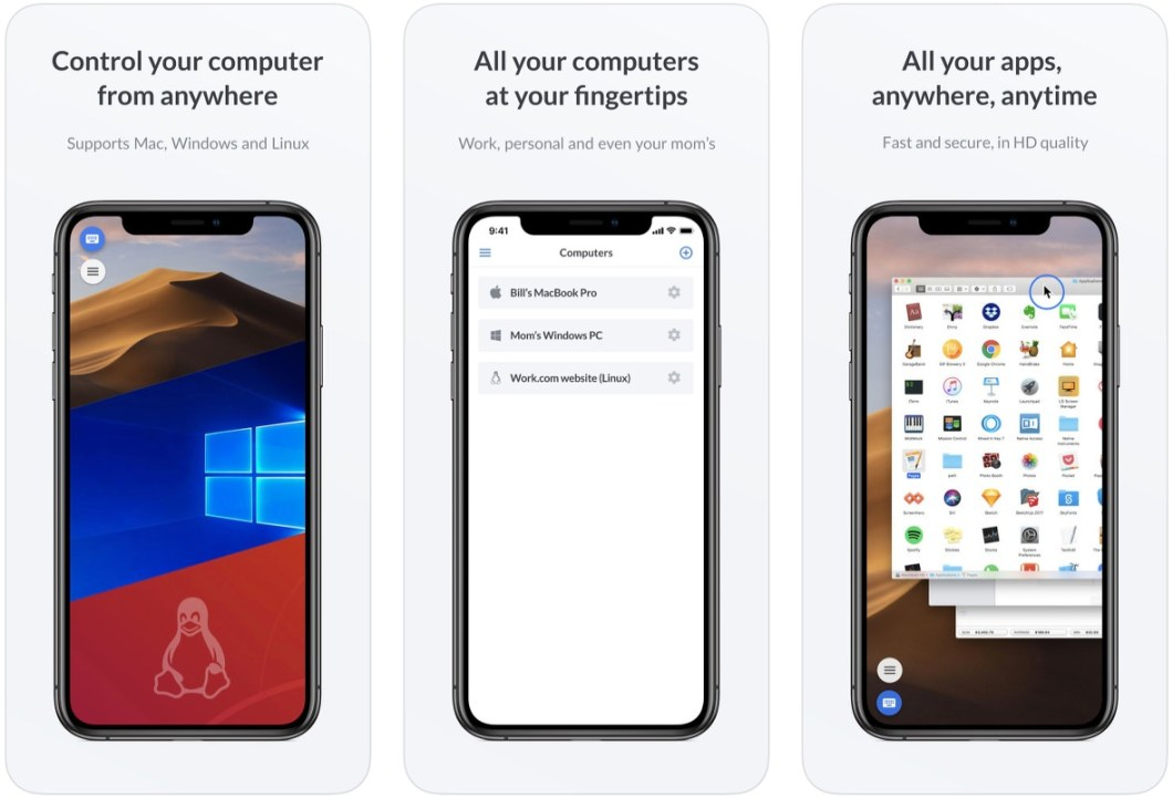 App iTeleport