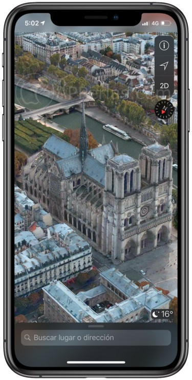 Notre Dame antes del incendio