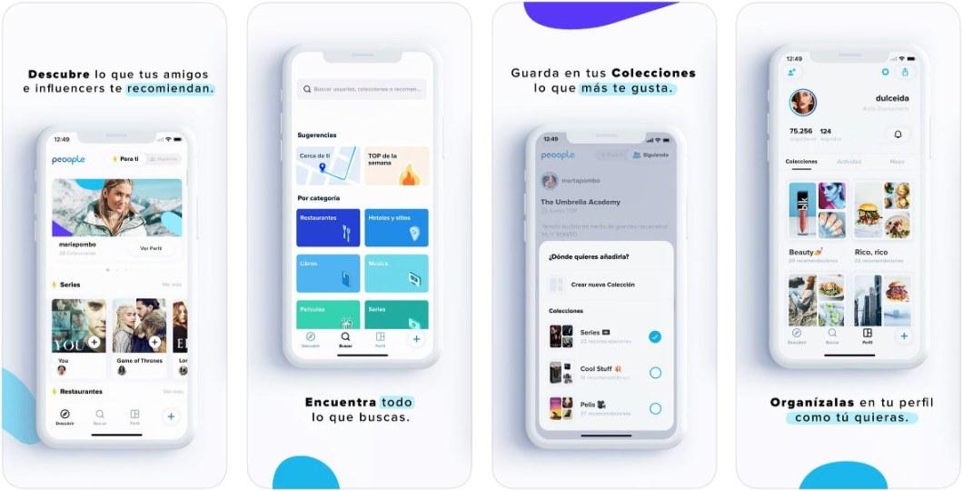 Peoople app