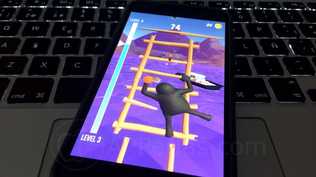 Juego del mono escalador