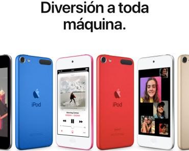 Apple renueva el iPod Touch para sorpresa de muchos