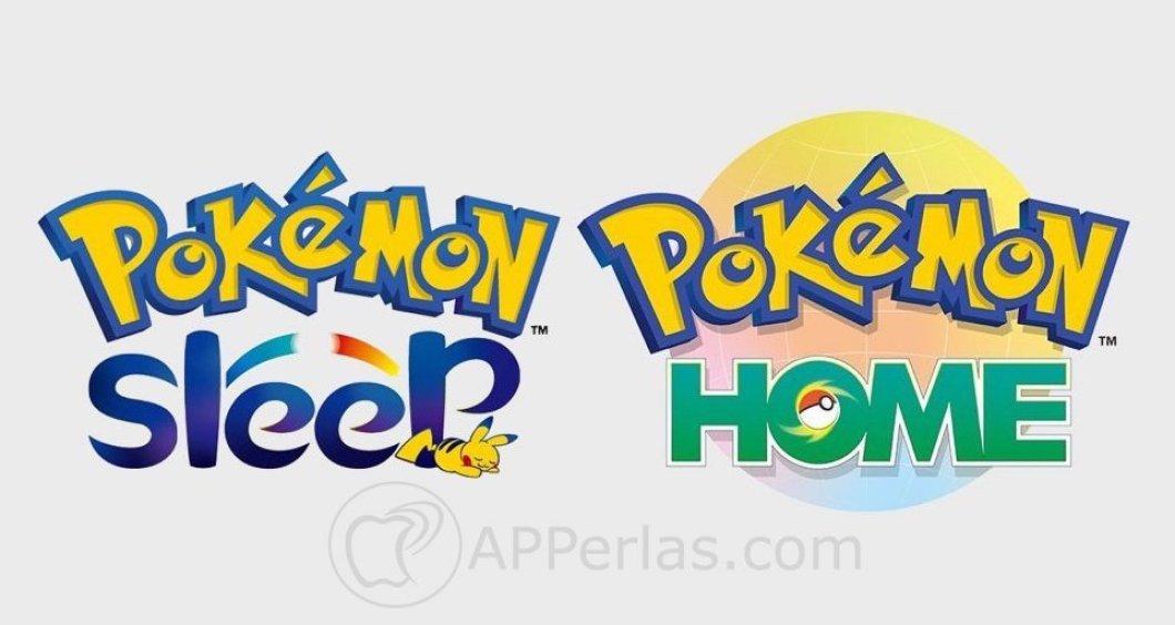 nuevas apps de pokemon pokemon home pokemon sleep 2