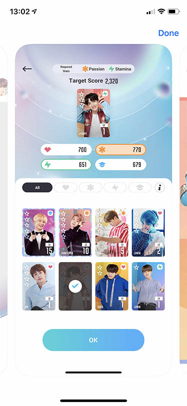 BTS world juego banda k-pop 2